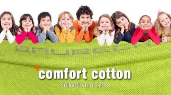 Comfort Cotton for Kids